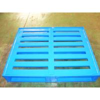 Best Durable Economical Powder Coating Steel Pallets With Four Way Entry wholesale