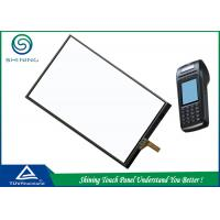 China 4 Inch Resistive POS Computer Touch Screen 4 Wire , FPCSingle Touch Panel on sale