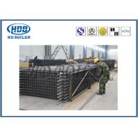 Power Station CFB Steam Boiler Economizer Central Heating ASTM Certification for sale
