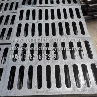 "Buy cheap Lightweight and easy install 9/16 inch x 6 1/8 inch Height 3/4""channeld grate from wholesalers"
