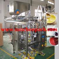 Buy Automatic Vertical Liquid Packing Machine For Ketchup / Tomato Paste Sachet at wholesale prices
