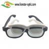 Buy cheap plastic circular polarized 3d glasses China factory bulk from wholesalers