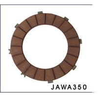 Quality Low wear perfoemance motorcycle clutch parts plates kits with 8 teeth JAWA350 for sale