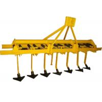 Quality 100-200mm Working Width Modern Agriculture Machine Spring Cultivator Bean Field Soil Loosening for sale