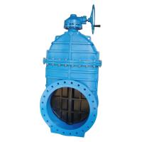 Quality BS5163 PN25 DN40 Soft  Resilient Seated Gate Valvec For Irrigation for sale