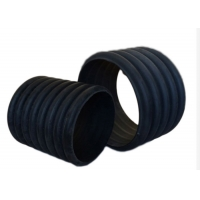 Quality 1.6Mpa PE Pipe Fittings , DN800mm Polyethylene Compression Fittings for sale