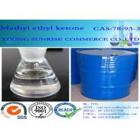 Transparent Pharmaceutical Intermediates MEK Methyl Ethyl Ketone CAS NO 78-93-3