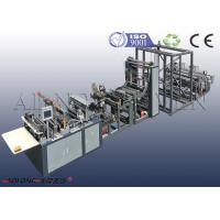 China CE / ISO9001 PP Non Woven Bag Making Machine For Handle Bag / Shoes Bag on sale