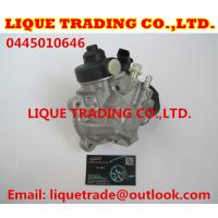 Quality Genuine & New Common rail fuel pump 0445010646, 0445010673 for AUDI, VW 059130755BK for sale