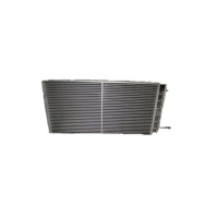 Quality 1500mm Environmental Protection Microchannel Heat Exchanger for sale