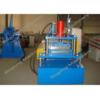 Quality Palisade Fence Highway Guardrail Roll Forming Machine With Touch Screen Control for sale
