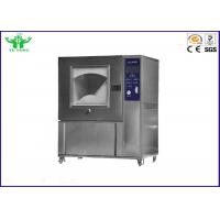 China 925 * 487 * 487 Mm Temperature And Humidity Chamber Sand And Dust Chamber With LED Light on sale