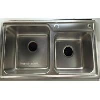 Quality China Factory Suppy Stainless Steel Kitchen Sink WY-7239D for sale