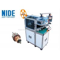 Quality Automated Mixer Motor Armature Wedge Inserting Machine High Speed for sale
