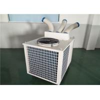 Buy cheap 28900BTU 2.5 Ton Air Conditioner Mobile Cooling Unit With Movable Wheels from wholesalers