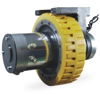 China KAD Metalrota Electric Forklift  Driving Wheel Assembly for sale