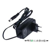 China CE FCC 12W AC DC Power Adapter 1000mA EU 9V 12v 24v 1A 2A Power Supply on sale