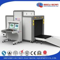 Quality X Ray body scanner machine baggage inspection 38 AWG guarantee for sale
