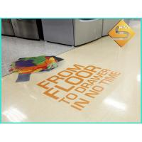 Best retail floor graphics decals wholesale