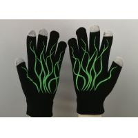 Quality Skeleton Printng Working Hands Gloves Ecological Textile Fabric OEM Accepted for sale
