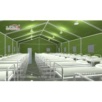 Quality temporary relief tent military tent emergency relief tent army tent from Liri for sale