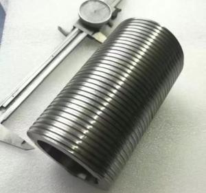 Wear Resistance Tungsten Carbide Thread Rolling Dies YG6C YG8C YG11C Grade