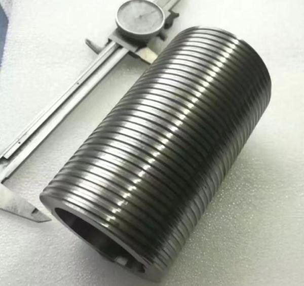 Buy Wear Resistance Tungsten Carbide Thread Rolling Dies YG6C YG8C YG11C Grade at wholesale prices