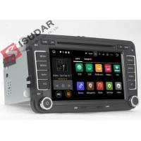Quality Classic Facia VW Car DVD Player Seat Altea Head Unit Support Extended Media Card for sale