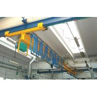 China LX Electric Single Girder Travelling Overhead Crane Light Duty For Warehouse / Caves on sale