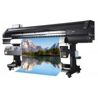 Double Sided Eco Solvent Printer 1700mm Large Format Banner Printing
