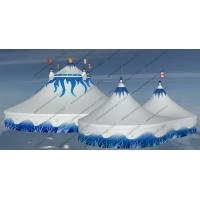 Quality Waterproof Pagoda Outdoor Event Tent With PVC Cover For Circus Event / Gala Event for sale