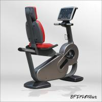 Quality recumbent bike with magnetic power generating system/Commercial cardio exercise recumbent bike for sale