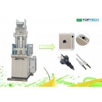 Quality DIP Switches 80 Ton Vertical Injection Molding Machine Automatic Injection Moulding Machine for sale