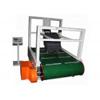 Quality Leather Luggage Abrasion Testing Machine , Conveyor Belt Type Suitcase Walk Tester for sale