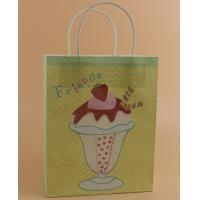 Buy cheap Big size customs takeawsy snack bags from wholesalers