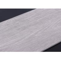 Quality 6.0mm Thickness Wood Plastic Composite Flooring Wear - Resisting With Cork Back for sale