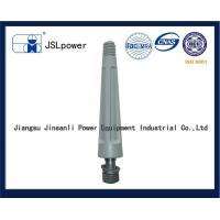 Quality Modified Polyethylene HDPE Pin Insulator Spindle BS Standard Gray Color for sale