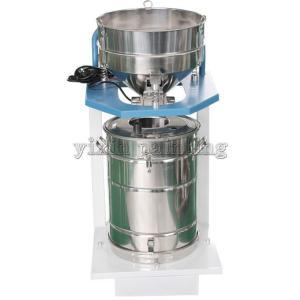 Quality High Precision Powder Sieving Machine 250 Kg / H 45 L Powder Hopper Volume for sale