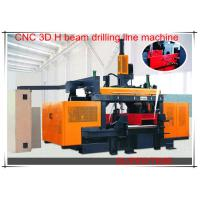 Quality SWZ series CNC 3D beams drilling line machine for sale