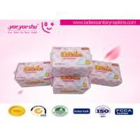 Quality Healthy OEM Sanitary Napkins , Menstrual Period Disposable Sanitary Pads for sale