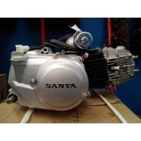 Quality Air Cooled Motorcycle Replacement Engines , Single Cylinder Motorcycle Engine Parts for sale