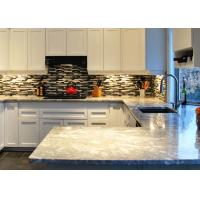 Scandinavian Style Granite Slab Colors Countertops Eased Edge
