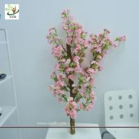 Best UVG Wedding decoration materials artificial branch in cherry blossom for bridal exhibition wholesale