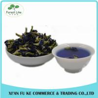 Quality Hot Selling Flavored Dry Flower Tea Butterfly Pea Flower Tea for sale
