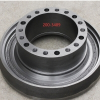 Quality Final Drive Gear Case Housing For 200-3489 E345D Excavator Hydraulic Parts for sale