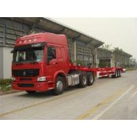 China Skeletal Container Semi-Trailer on sale