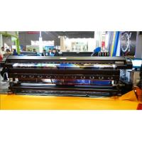 Cheap Outdoor Advertising DX5 Eco Solvent Printer With high speed for flex banner 3.2M for sale