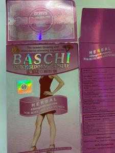 Quality FDA GMP Approved Fruta Bio Diet Pills Baschi Quick Slimming Capsules for sale