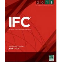 Quality 2018 International Fire Code (IFC 2018) by International Code Council (PDF ) for sale