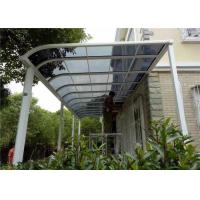 Buy cheap Customized Aluminum Patio Canopy / Aluminum Patio Awnings For Home from wholesalers